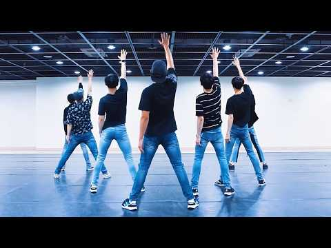 Shine Forever (Dance Practice Wonho Version)