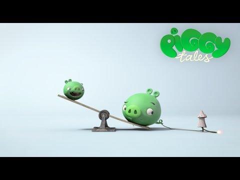 "Piggy Tales: ""Teeter Trotter"""
