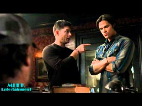 Remix Supernatural - Dude, Where is the pie? || SPN version why is the rum gone