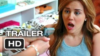 So Undercover Official Trailer (2012) - Miley Cyrus Movie HD