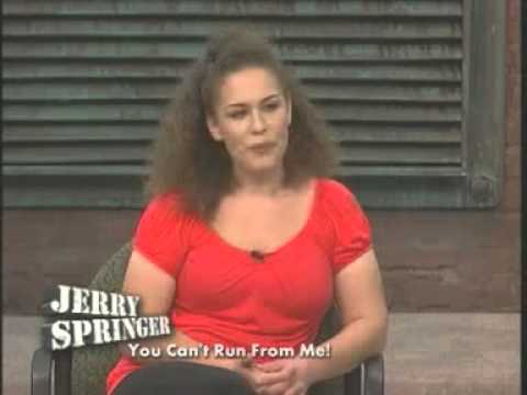 You Can't Run From Me! (The Jerry Springer Show)