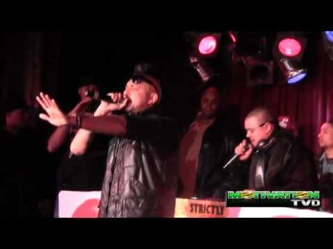 Sean Paul Performance on Motivation TVD