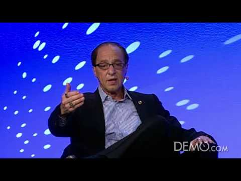 Ray Kurzweil at DEMOfall 2012