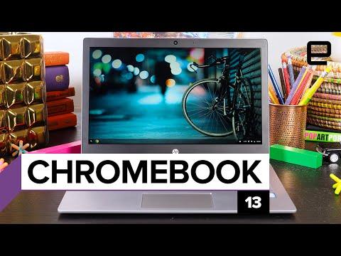 HP Chromebook 13: Review - default