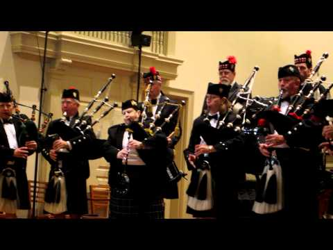 Amazing Grace on the Scottish Bagpipes