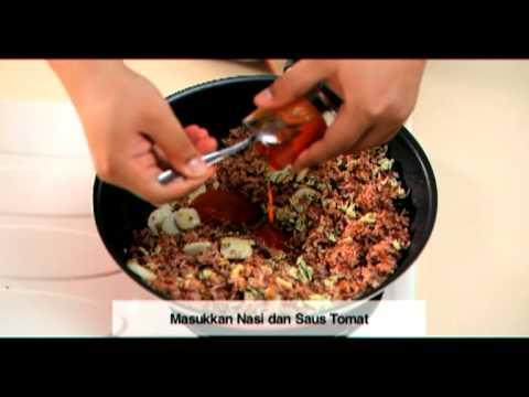 Dapur Umami Nasi Goreng Merah