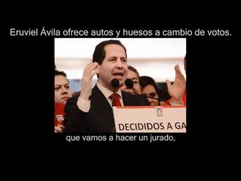 Eruviel Ávila ofrece carros y cargos en el gobierno a cambio de votos (video censurado por el PRI)