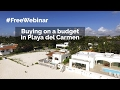 Find your home in Playa del Carmen!
