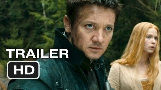 Hansel and Gretel: Witch Hunters Official Trailer (2012) - Jeremy Renner, Gemma Arterton Movie HD