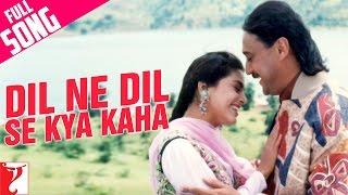 Dil Ne Dil Se Kya Kaha - Full Song | Aaina
