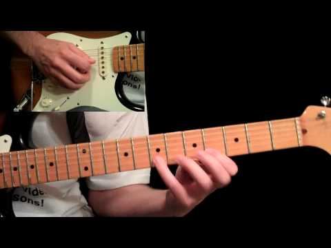 Randy Rhoads Style Legato Fun And Easy Guitar Lesson - Lick Of The Week GuitarLessons365
