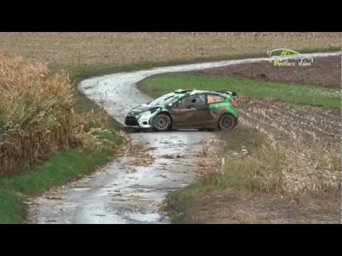 WRC Rallye France - Alsace 2012 [HD] By Devillersvideo