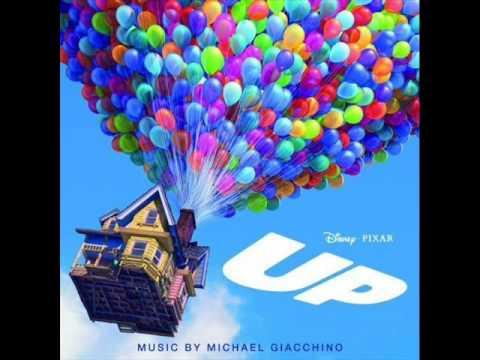 Pixar-s Up Soundtrack - Track 3: Married Life