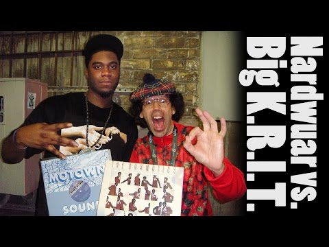 Nardwuar vs. Big KRIT