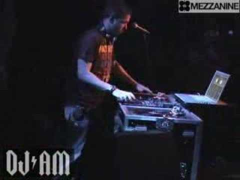 DJ AM live at Mezzanine San Francisco