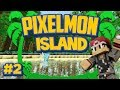 Pixelmon Island Special Mini-Series! Episode 2 - More Rare Jungle Loots!