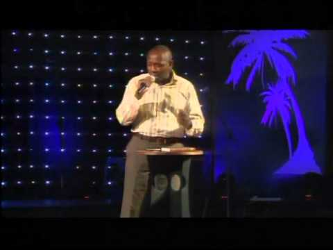 1. Thrive - Don't Survive: Thrive!! [Pastor Murithii Wanjau - Mavuno Church]