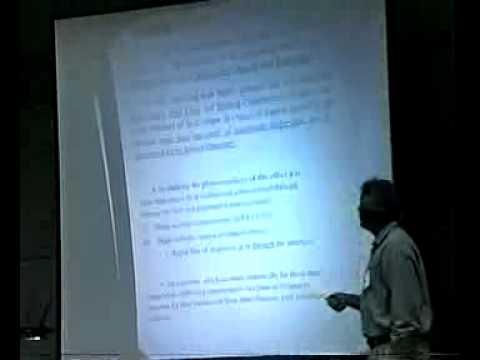 Dr. Michael McKubre/ACS 1999 1/4