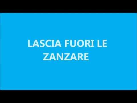 LE ZANZARIERE CHE SI RICHIUDONO DA SOLE - Video - Chiaravalli dal 1908