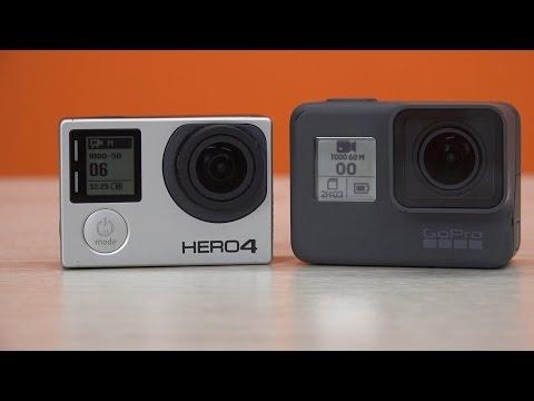 Обзор GoPro Hero 5 ... Менять ли GoPro Hero 4 Black?
