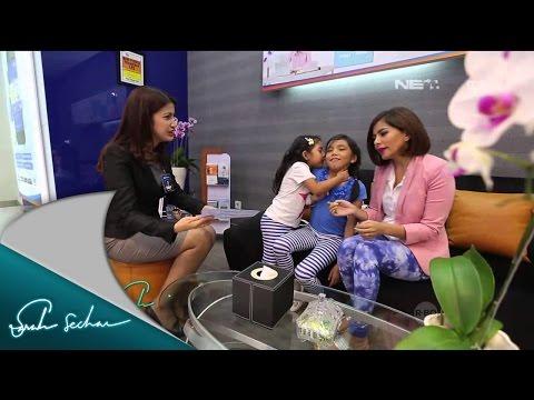 Sarah Sechan: Berbagi Tips Ajari Anak Menabung Sejak Kecil