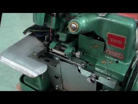 Reemplazo de Cuchilas Overlock Semi-Industrial en MAQUINERIA BEIRO
