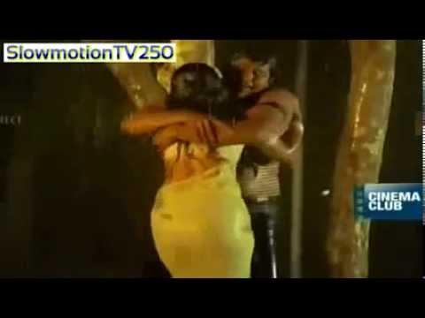 Actress Wet &  Ass Press in Yellow feel hot