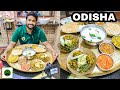 Odia Thali & Pakhala with my Family | Odisha Food with Veggiepaaji