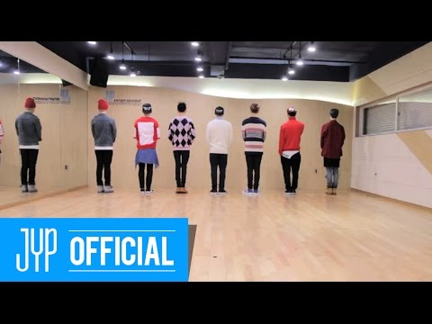 Magnetic (Dance Practice Version)