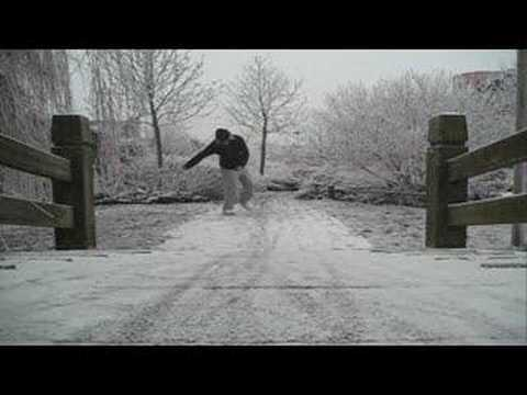impossible c-walk (in the snow)