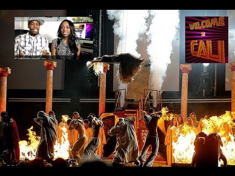 SATANIC: NICKI MINAJ 54th GRAMMY AWARDS PERFORMANCE 2012 (Free Download Link)