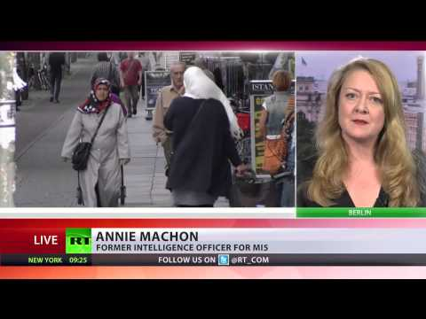Without (privacy) we can't have a free democracy' - Former MI5 officer Annie Machon
