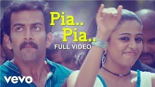 Ninaithale Inikkum - Pia.. Pia.. Video  Vijay Antony