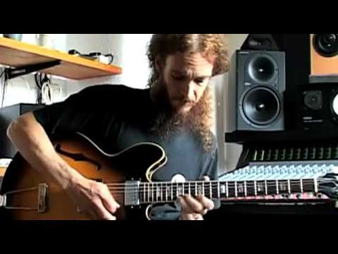 Faux Vintage Documentary featuring Guthrie Govan
