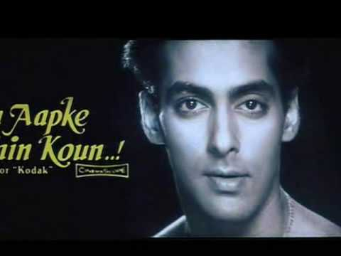 Hum Aapke Hain Koun (Eng Sub) [Full Song] (HQ) With Lyrics - Hum Aapke Hain Kaun