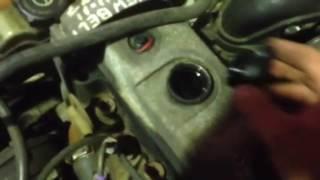 ДВС (Двигатель) в сборе Ford Escort Артикул 50767146 - Видео