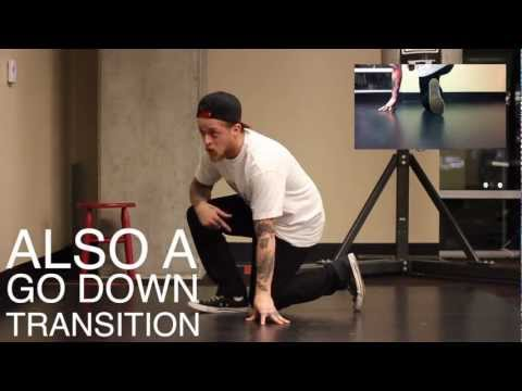 CASPER ADVANCED FOOTWORK TECHNIQUES VOL.2