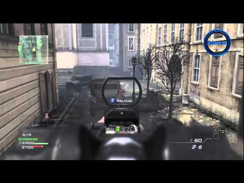 "Call of Duty: ""MODERN WARFARE 3"" - Multiplayer Gameplay! - (COD ""MW3 Online Gameplay"")"