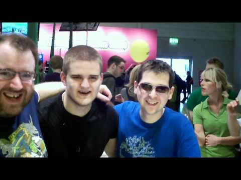 Simon Lane / Honeydew - Lewis Brindley / Xephos from the Yogscast at GamesCom !