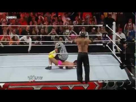 John Cena & Rey Mysterio vs R-True & CM Punk (Bert Hart Rep)