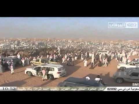 لطامات مسيرة منقية الشيخ عايض بن دغيثر العتيبي رحمه الله 1435