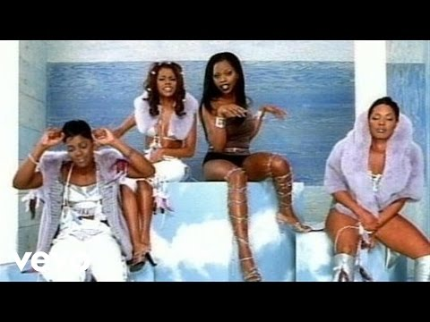 Foxy Brown - I Can-t ft. Total