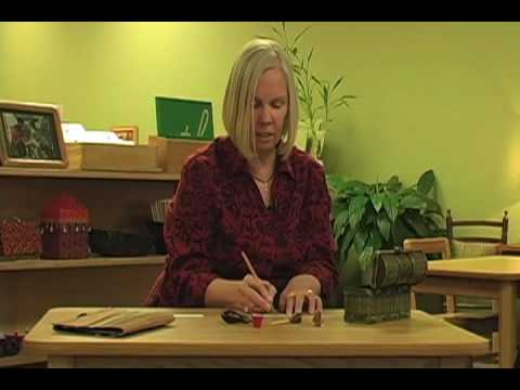 Learning to Read in Montessori Part 8