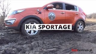 Kia Sportage 2.0 CRDi 184 KM 2013 - wideotest AutoCentrum.pl