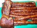 Как сделать (приготовить) домашнюю колбасу и копченое мясо
