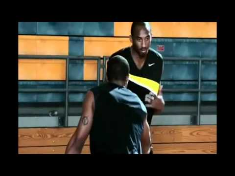 Kobe Bryant Signature Moves - Nike Basketball ALL IN ONE