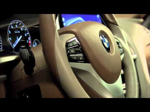 â–º 2012 BMW 6-Series Coupe INTERIOR