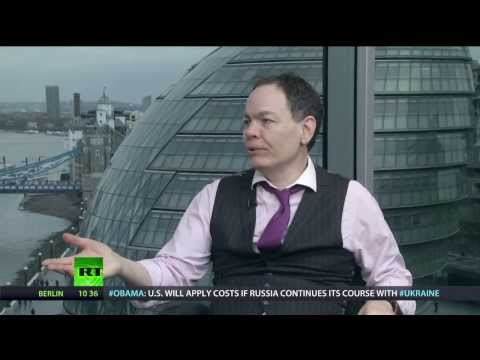 Keiser Report: Ghostbusters of Financial (Fraud)  3/13/14