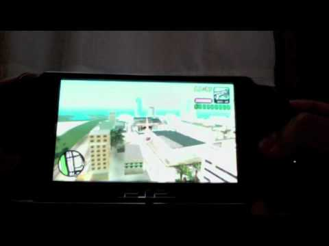 GTA vice city stories psp// how to get a helicopter plus motor boat