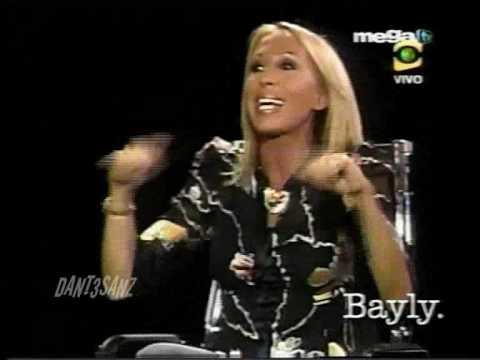 ((2/3)) BAYLY (HQ) Laura Bozzo vs. Laura Chozo (( archivos 2008 ))